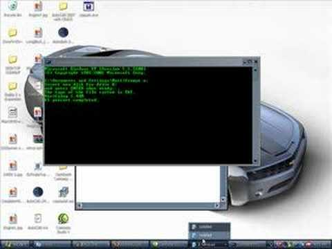 XP Boot Disk Tutorial