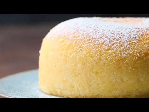 炊飯器におまかせ!ぷるぷるチーズケーキ