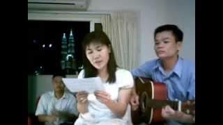 Hà Giang Quê Tôi/HaGiang - My HomeTown (guitar & tea cups)