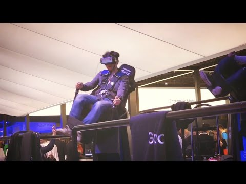 Samsung's Ultimate VR Experience at Mobile World Congress 2017