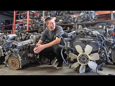 Buying a New Engine for the 240!