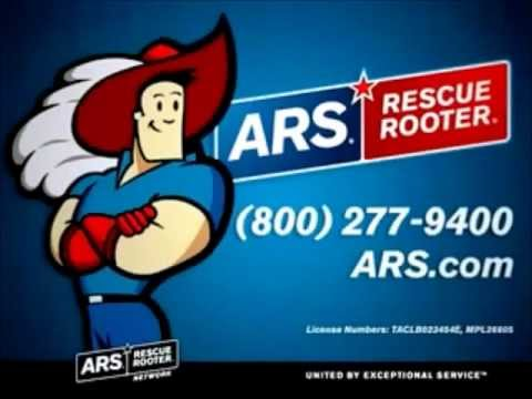 Ars Rescue Rooter Jacksonville Florida Youtube