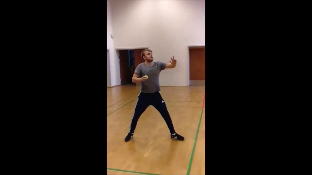 bevægelsesanalyse til kast
