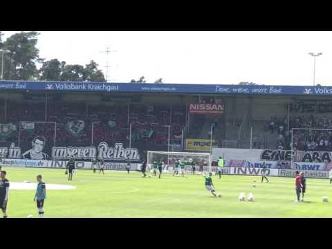 Hannover 96 Alte Liebe in Sandhausen