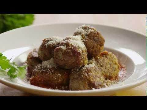 How to Make the Best Meatballs | Meatball Recipe | Allrecipes.com