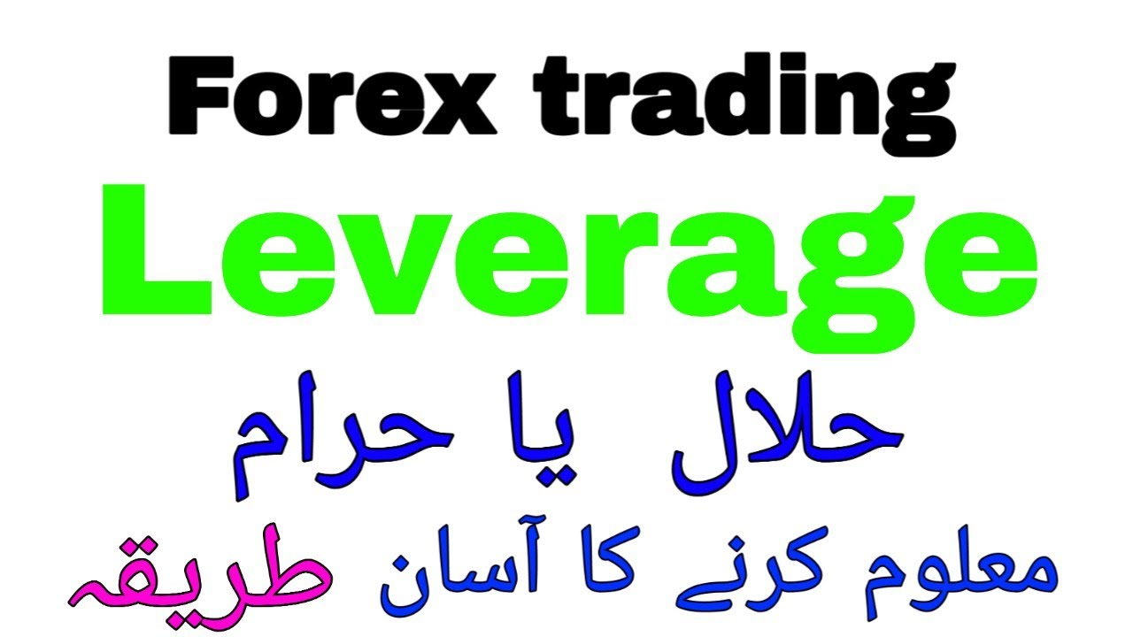 Is Leverage Halal or Haram in Forex trading? Educational ...