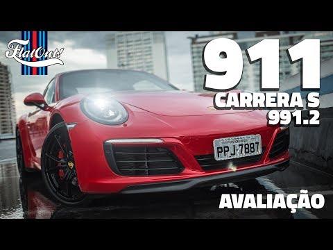ACELERAMOS: PORSCHE 911 CARRERA S 2017 (991.2, BITURBO) – AVALIAÇÃO DO FLATOUT!