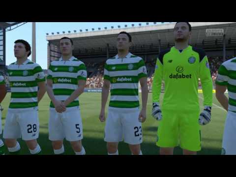 FIFA 17 - Hearts vs. Celtic @ Ivy Lane