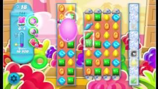 Candy Crush Soda Saga Level 744, Done!