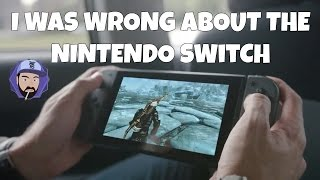 I Was Wrong about the Nintendo Switch | RGT 85