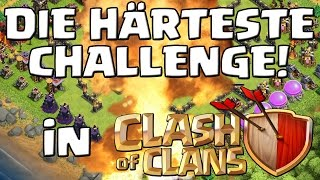 Die härteste Challenge...in Clash of Clans! [Android iOS PC]