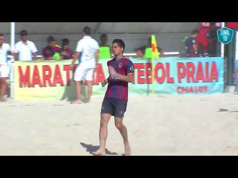 Resumo GD Chaves vs Leixões SC - Futebol Praia