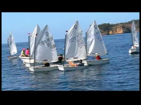 Optimist - Regatta para Adultos Vila Franca do Campo, Senioren - Regatta Travel Video