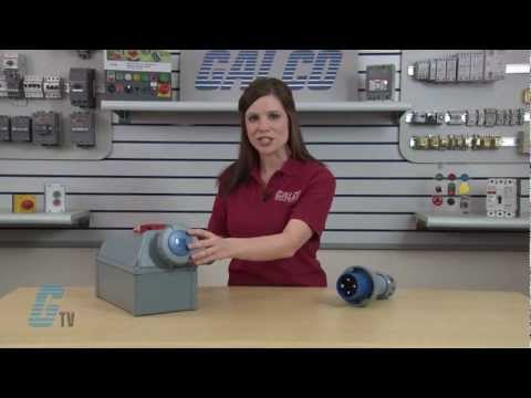 MENNEKES Non-Fusible LockOUT-LET Switched & Interlocked Receptacles Review