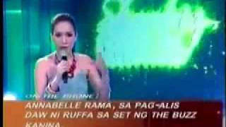Banat ni Annabelle Rama Sa Ruffa-Kris Controversy!