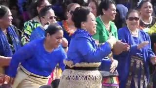 Maa'imoa Fakamafana Kuini Nanasipau'u mo e Kolisi Tutuku Kuini Salote | Ta'u 150 Kolisi ko Tupou