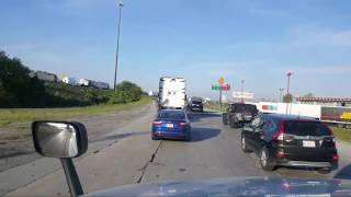 Bigrigtravels LIVE - Indianapolis, Indiana to Marshall, Illinois - Interstate 70 - April 25, 2017 thumbnail