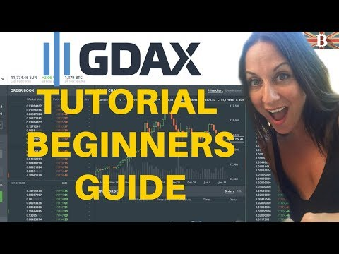 GDAX Exchange Tutorial (Beginners Guide): How to Buy Commission Free Crypto