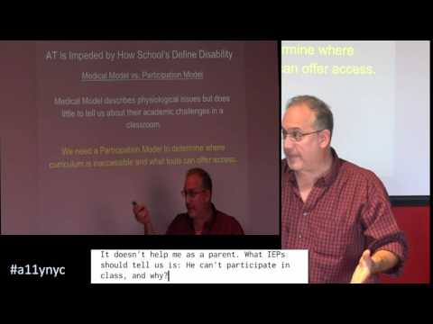 03 Mark Surabian - Assistive Technology: Solutions for Increasing Learner Independence