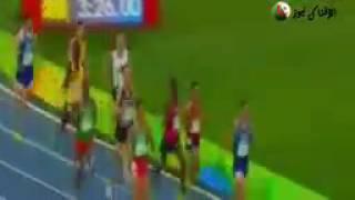 توفيق مخلوفي يفوز بسباق 1500 متر ويهدي الجزائر الفضية الثانية