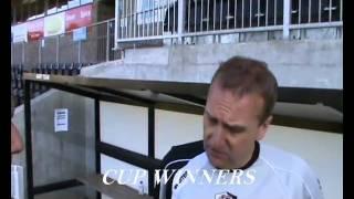 post match interview with tony burman ksc final