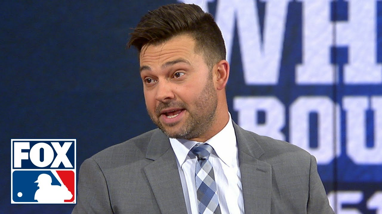 Nick Swisher on Seattle's lethal lineup and New York's chances in NL East race | MLB WHIPAROUND