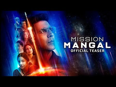 Mission Mangal | Official Teaser | Akshay | Vidya | Sonakshi | Taapsee | Dir:Jagan Shakti | 15th Aug Mp3