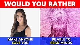 Would You Rather HARD Questions | 15 HARDEST CHOICES | Challenge Questions