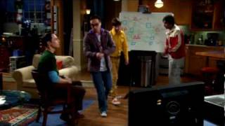 The Big Bang Theory, going to the movies