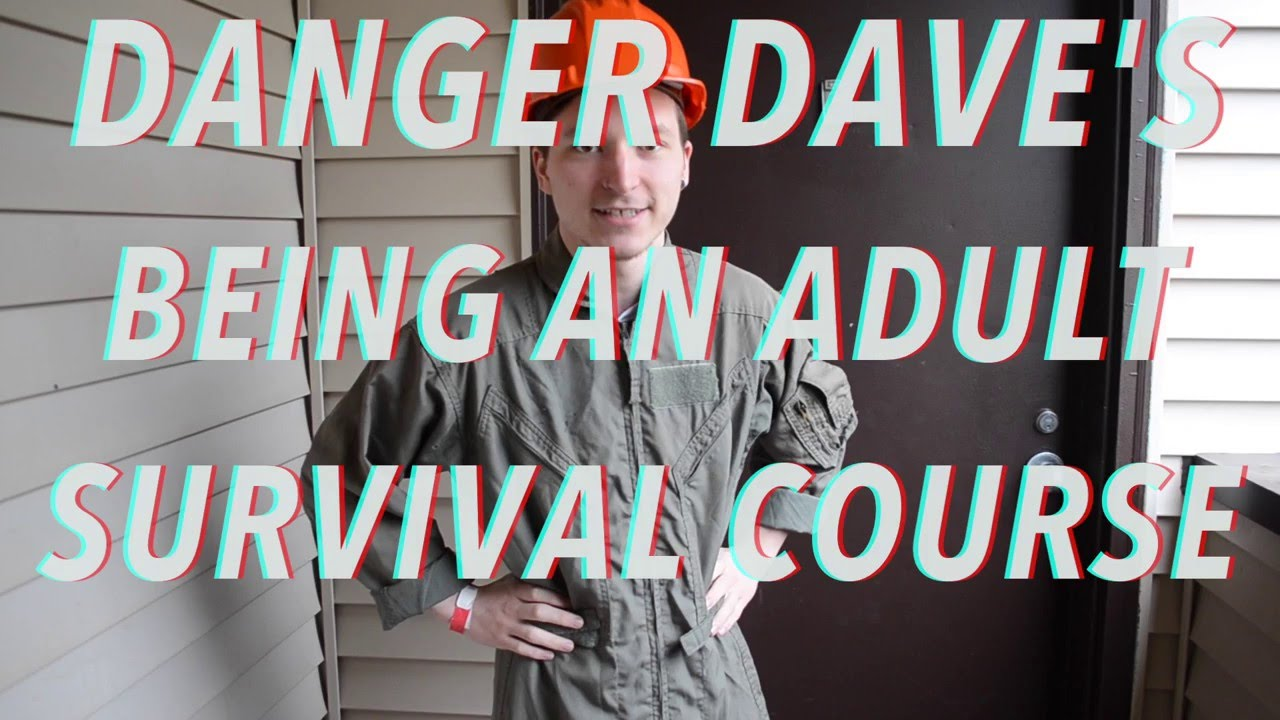 Danger daves adult