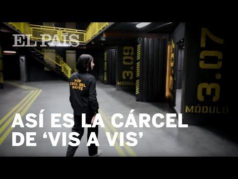 Najwa Nimri, como Zulema, enseña la cárcel de 'Vis a Vis' | Televisión