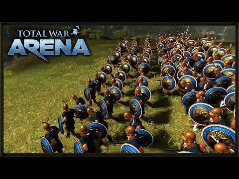 Total War: Arena - Do Carthage Swords Really Suck?