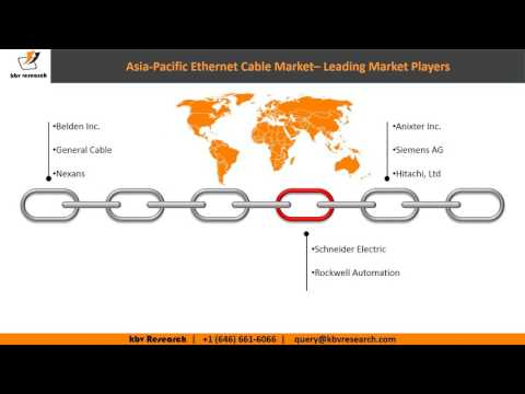Asia pacific ethernet cable market
