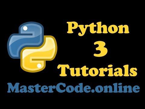 Python Tutorial: Mac OS X Terminal Commands