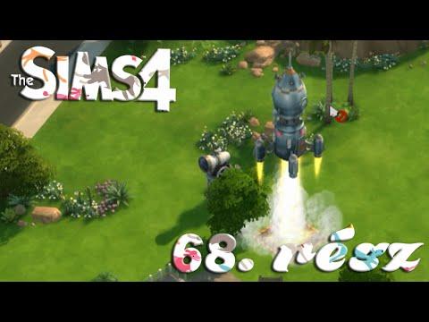 The Sims 4 - (Űr) Tarajos sül - 68.rész letöltés