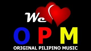 Gambar cover All Male Tagalog Love Songs [We LOVE OPM]
