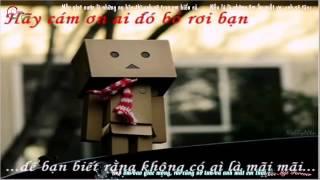 Biết không em - Chi Dân (Kara VietSub)