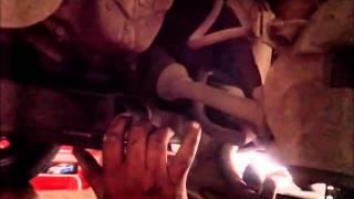 Troca da Bucha Hidraulica da Suspensão Meriva.