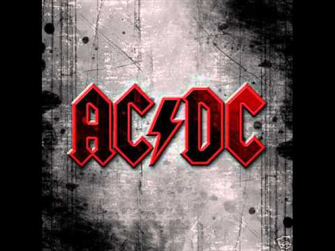 AC/DC-Thunderstuck