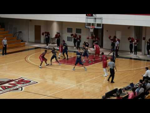 IU South Bend Men's Basketball vs University of Akron Wayne College