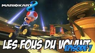Mario Kart 8: Les fous du volant / MsBgirl45 au top | Episode 7 Thumbnail