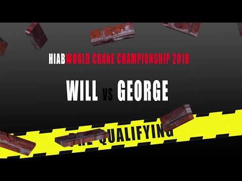 HIAB's World Crane Championship comes to Convoy in the Park