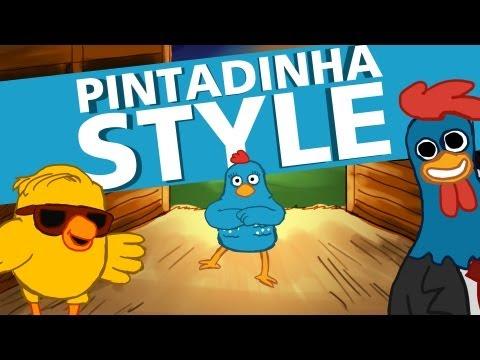 0 Pintadinha Style ~ Feliz dia das Crianças