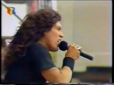 """Testament - Schweinfurt 27.08.1988 (Live & Interview) (TV) """"Monsters Of Rock"""""""