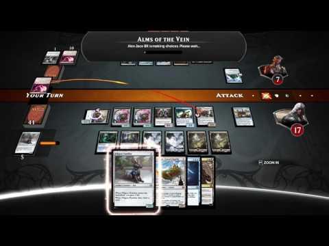 Magic Duels - UB Artifact Improvise Gameplay Aether Revolt