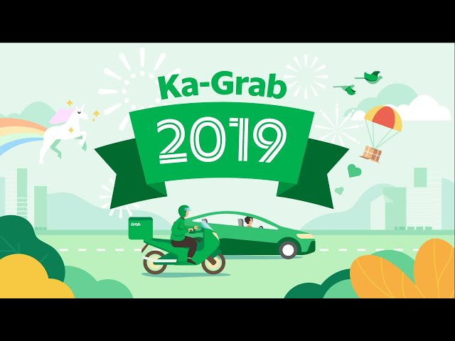Salamat, Ka-Grab 2019 | Grab PH