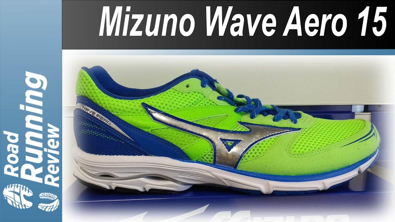 zapatillas mizuno wave aero 9