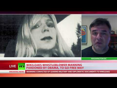 'Humanitarian move': Chelsea Manning's sentence commuted - ex-CIA officer Kiriakou