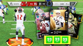i put Tom Brady on the Buccaneers...THIS OFFENSE MIGHT BE THE BEST EVER! - Madden 20 Ultimate Team
