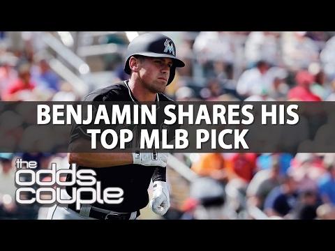 MLB Picks  The Odds Couple   Ross Benjamin Likes The Marlins Tonight